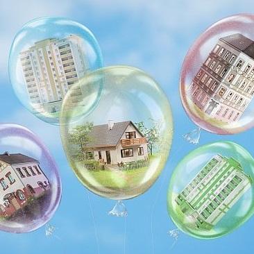 Droht die Immobilienblase zu platzen?