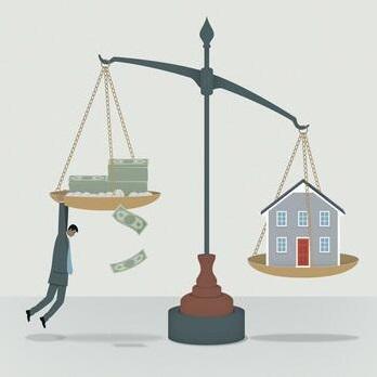 Weniger Immobilien zwangsversteigert – doch das könnte sich bald ändern