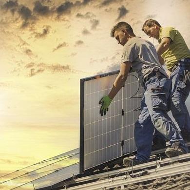 Wird die Solardachpflicht bei Neubauten schon 2022 zur Regel?