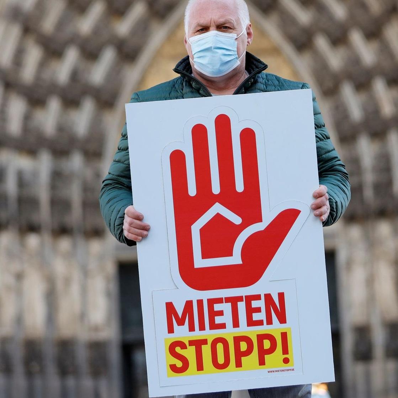 Demos für bezahlbaren Wohnraum in über 80 deutschen Städten
