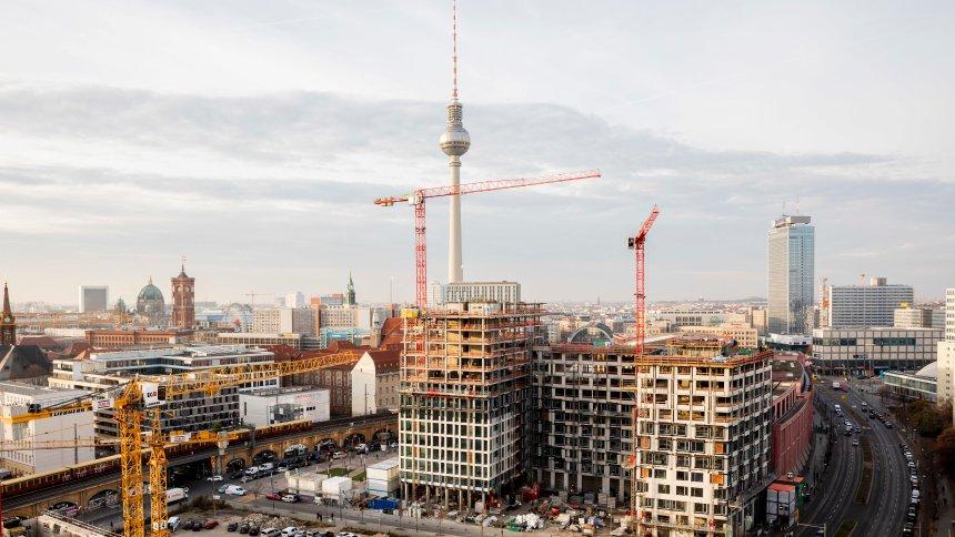Deutschland verfehlt Ziel beim Wohnungsneubau