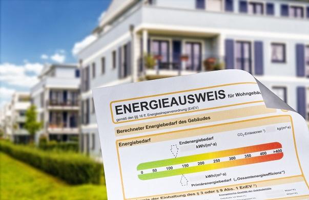 Energieausweis mit Mehrfamilienhäusern in Stuttgart