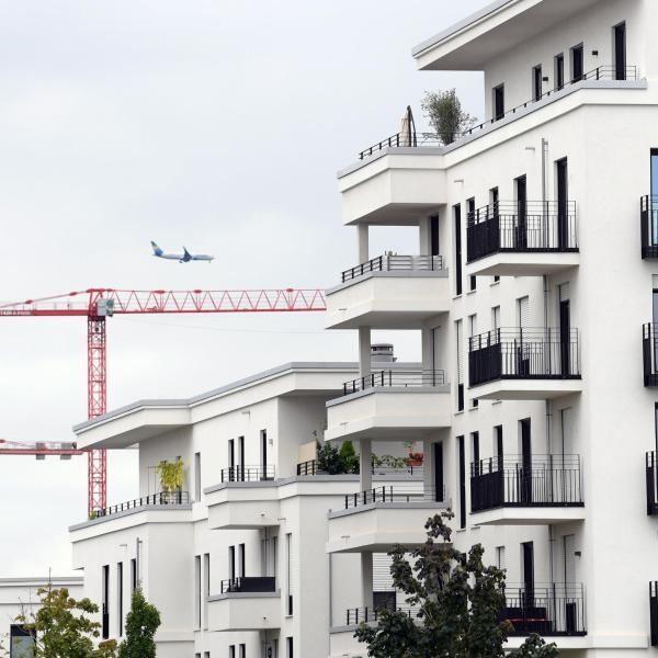 2018 entstanden mehr als 300.000 neue Wohnungen in Deutschland