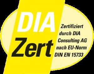 Zertifizierter Immobilienmakler nach DIN EN 15733