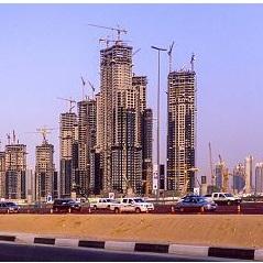 Zu viele Luxuswohnungen: Dubai droht ein Bau-Desaster