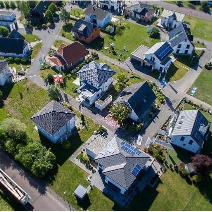 Immobilienpreise ziehen kräftig an