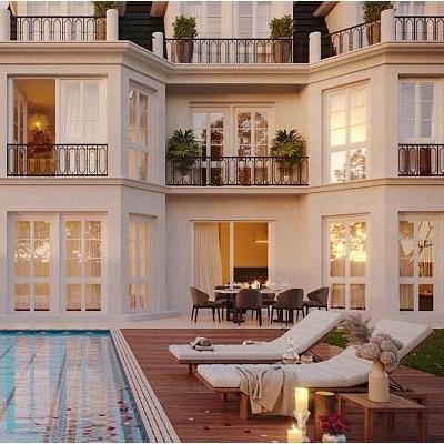 Luxus-Wahnsinn in München: Nobel-Immobilie steht für 38 Millionen Euro zum Verkauf