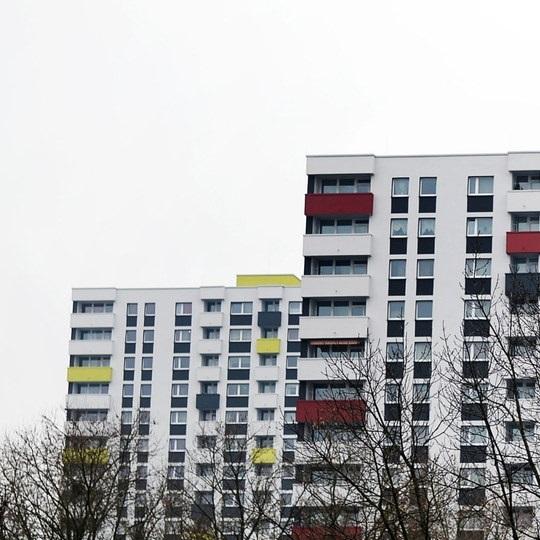 Barley verteidigt sozialen Wohnungsbau